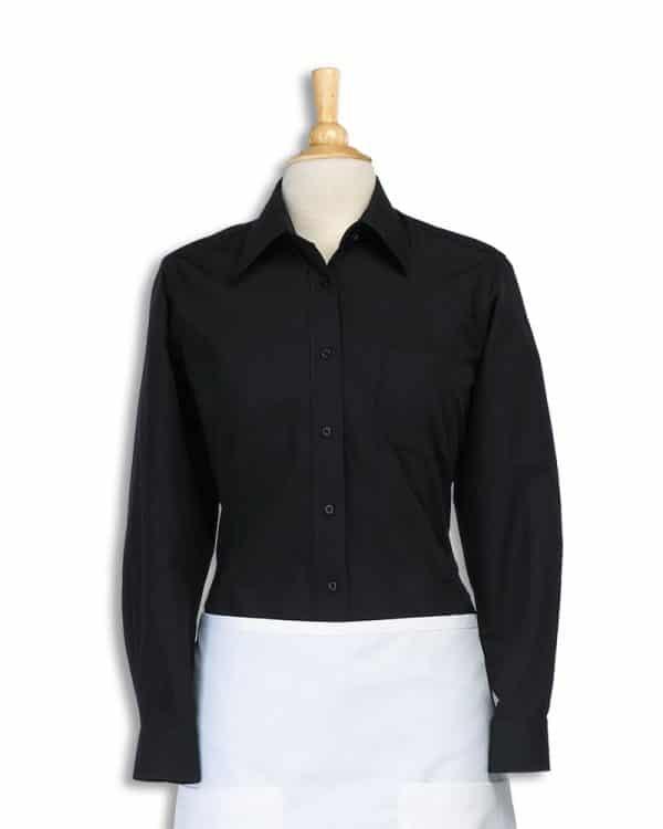 Women's Point Collar Shirt