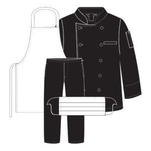 ChefPak LongSleeveImage