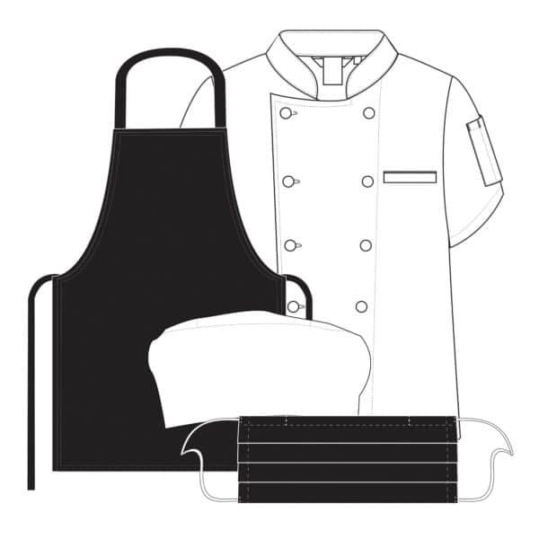 ChefPak ShortSleeve