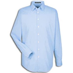 DJ Crown Woven Collection Royal Dobby Shirt